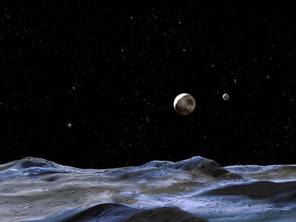 Plutonu so status planeta odvzeli leta 2006. Foto: EPA