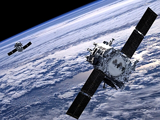 Ruski satelit je predhodnik hotela v vesolju. Foto: EPA