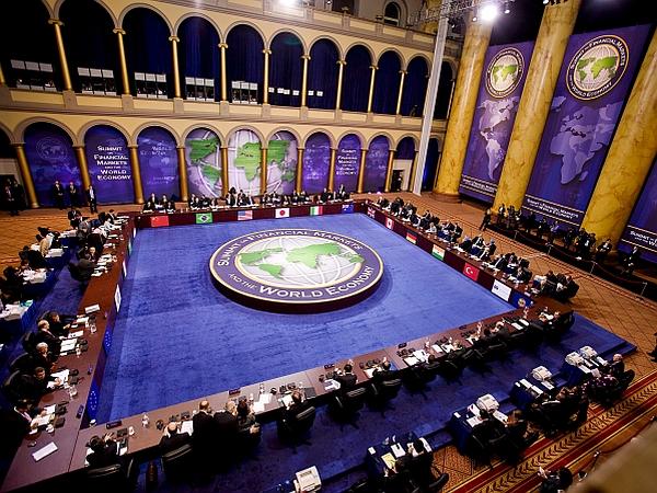 Zasedanje G-20