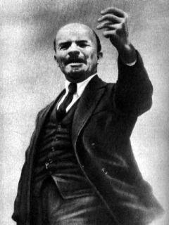Vladimir Iljič Uljanov - Lenin