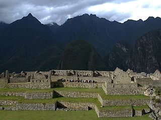 Machu Picchu is discovered. Photo: EPA Foto: