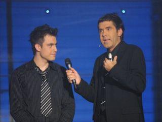 Voditelj oddaje Spet doma Mario Galunič je razglasil zmagovalca.