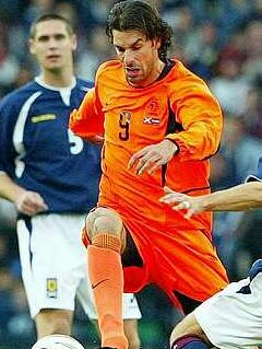 Glavni adut Nizozemcev bo Ruud Van Nistelrooy.
