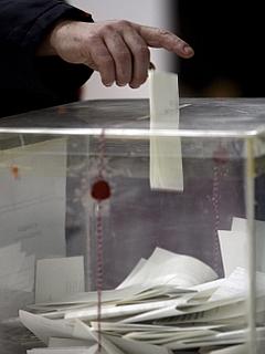 21. septembra bomo volivci izbirali poslanke in poslance državnega zbora. Foto: EPA