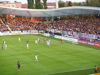 Maribor je na najboljši možni način krstil novi štadion. Foto: MMC RTV SLO/Drago Soršak