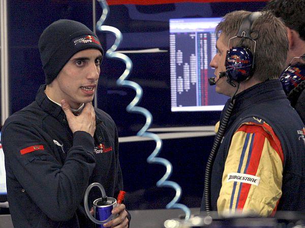 Sebastien Buemi za zdaj še ne ve, kdo bo njegov sovoznik. Foto: EPA