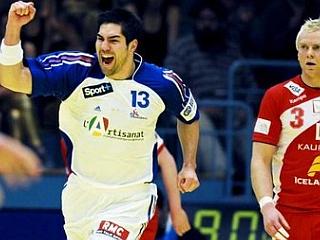 Nikola Karabatić je prvo ime čvrste francoske reprezentance. Foto: EPA