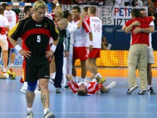 Stefan Kretzschmar je kljub odlični igri skonjene glave zapustil igrišče.
