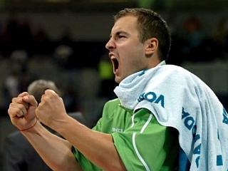 Živalski krik Marka Miliča, ko je bilo že jasno, da bo Slovenija premagala Hrvaško.