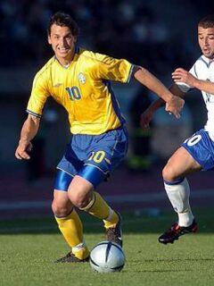 Na Portugalskem Švedi pričakujejo eksplozijo Zlatana Ibrahimovica.