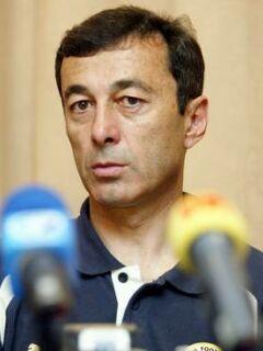 Bolgarski selektor Plamen Markov.