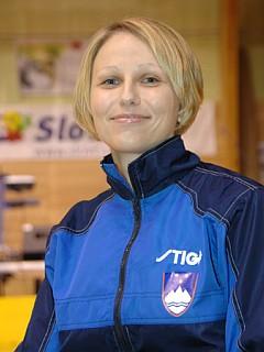 Mateja Pintar je po olimpijskem bronu v Pekingu odšla v Luksemburg, kjer dela za Evropski parlament. Foto: www.matejapintar.si