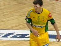 Sergej Rutenka je znova rešetal nemški gol.