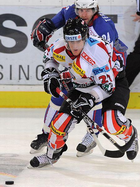 Matthias Trattnig in Anže Terlikar