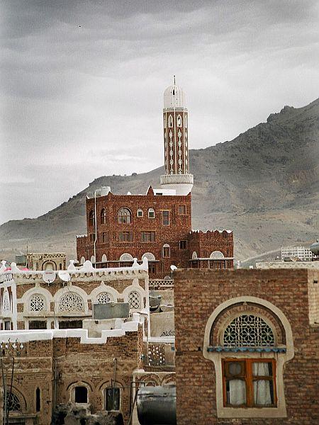 Jemen se ponaša s štirimi kraji, ki so na Unescovem seznamu svetovne dediščine. Foto: MMC RTV SLO/Ksenja Sajovic