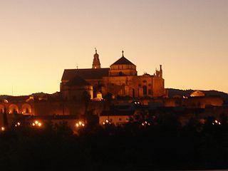 Pogled na Cordobo v zahajajočem soncu. Foto: Ksenja Tratnik