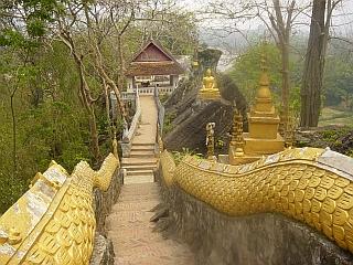 Stopnice, hrib Phu Si