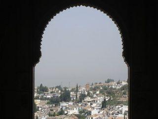 Pogled skozi okno