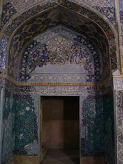Modra mošeja v Tabrizu