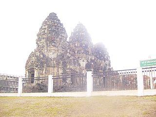 Kmerski tempelj