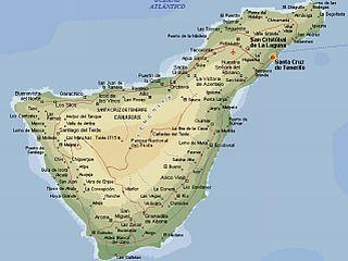 Gvanči naj bi Kanarske otoke vključno s Tenerifom naselili v drugem ali tretjem tisočletju pred našim štetjem. Foto: