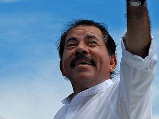 Predsednik Nikaragve. Foto: EPA