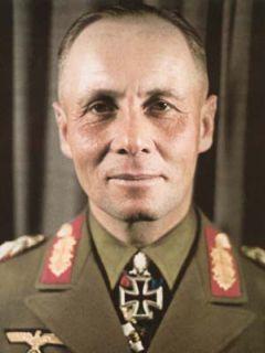Erwin Rommel je po neuspelem atentatu na Hitlerja naredil samomor.