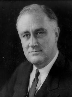 Franklin Dalano Roosevelt