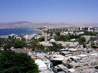 Akaba je edino jordansko obmorsko letovišče. Foto: RTV SLO