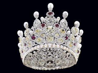 Diamantna krona