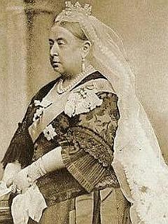 Angleška kraljica Victoria
