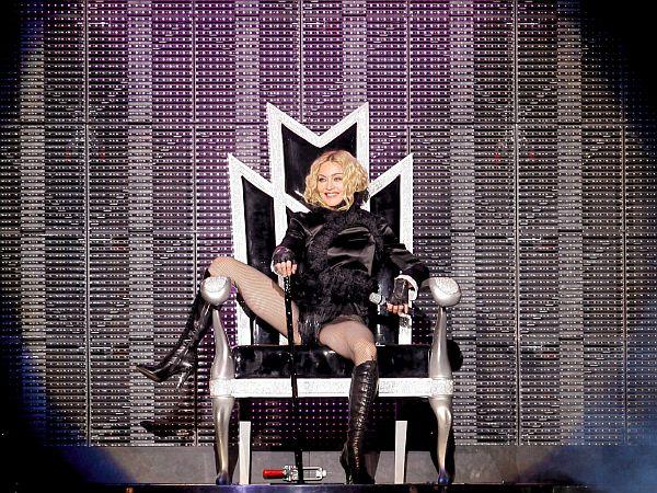Za silvestrski nastop se je Madonna dogovorila z županom Ria. Foto: EPA