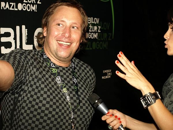 Uroš Umek, DJ Umek ali preprosto Umek (kdaj tudi Fotr) je glasbenik, didžej, remikser in producent, za katerim je petnajst let ustvarjanja na glasbenem področju. Foto: MMC RTV SLO