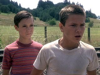 River Phoenix v Stand By Me