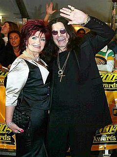 Sharon in Ozzie Osbourne