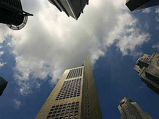 Finančni center Singapura