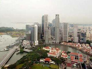 Singapur je glavno in obenem edino mesto istoimenske državice.