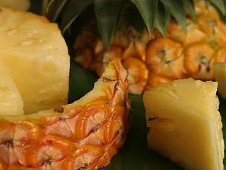 Osvežilna pijača iz ananasa. Foto: RTV SLO