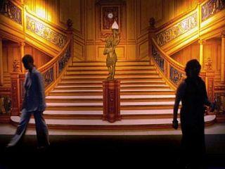 Stopnišče na Titaniku