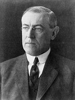 Wilson je bil za predsednika izvoljen dvakrat. Foto: